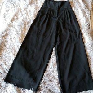 Body by Victoria Black pallazo pants